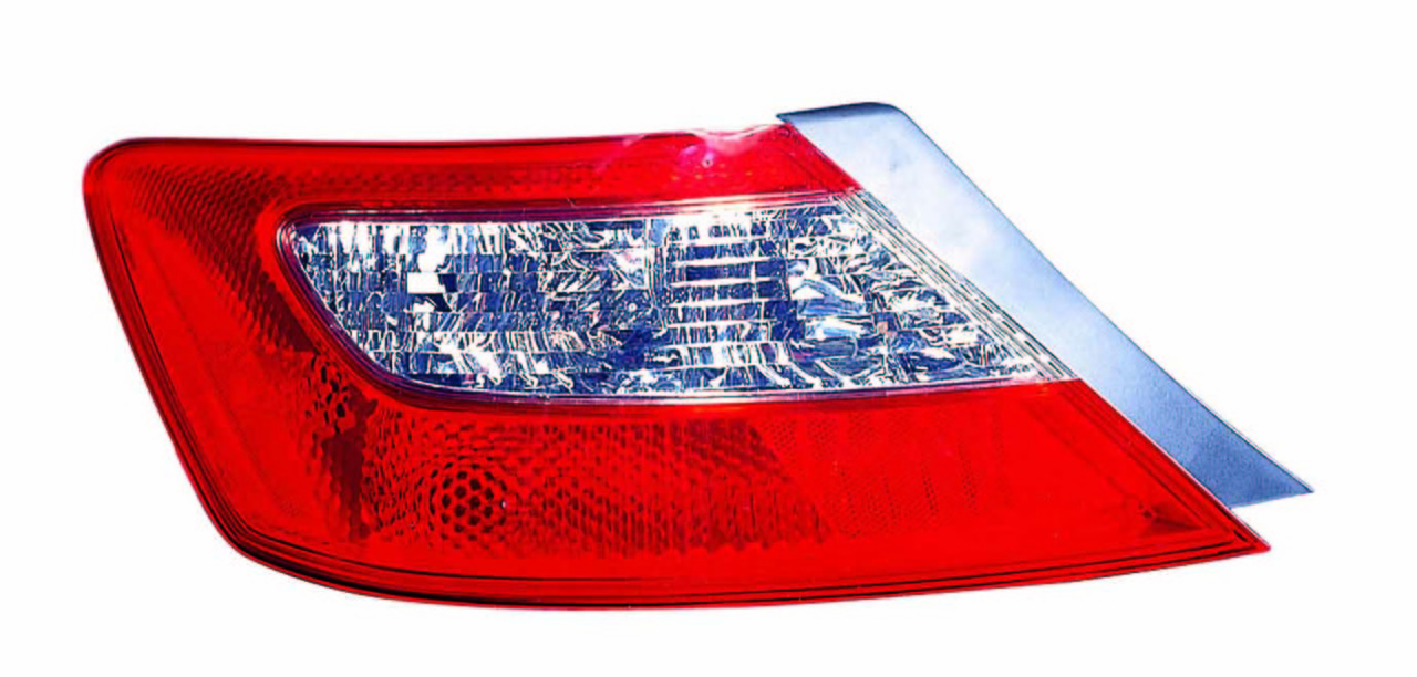 Honda Civic Coupe 2009 2010 2011 tail light left driver