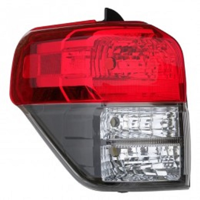 Toyota 4Runner Trail pkg 2010 2011 2012 2013 tail light left driver