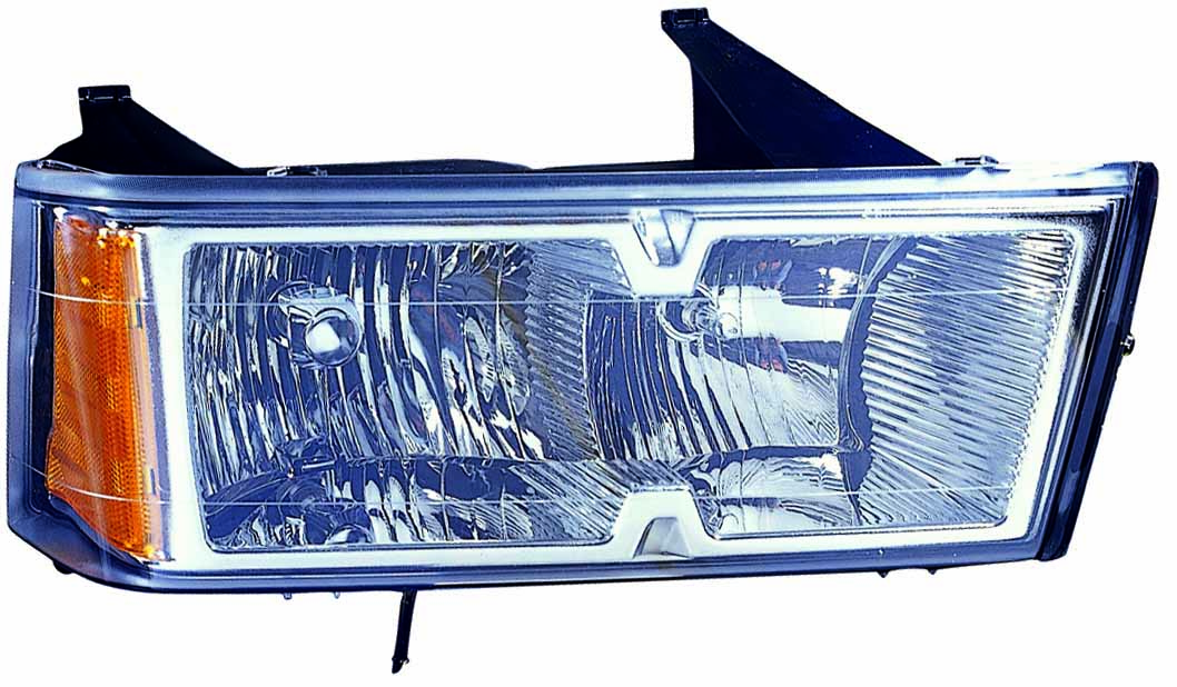 Chevrolet Colorado 2004 2005 2006 2007 2008 right passenger Xtreme headlight