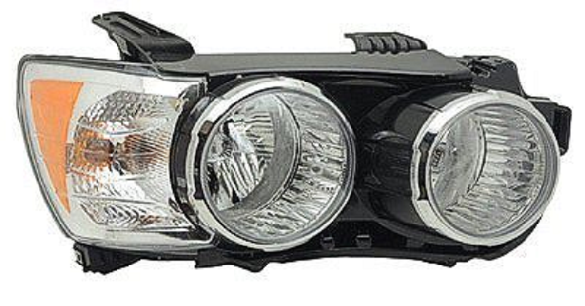 Chevrolet Sonic sedan 2012 2013 2014 2015 right passenger headlight