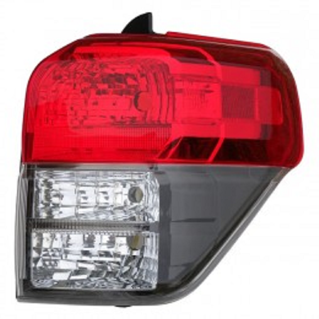 Toyota 4Runner Trail pkg 2010 2011 2012 2013 tail light right passenger