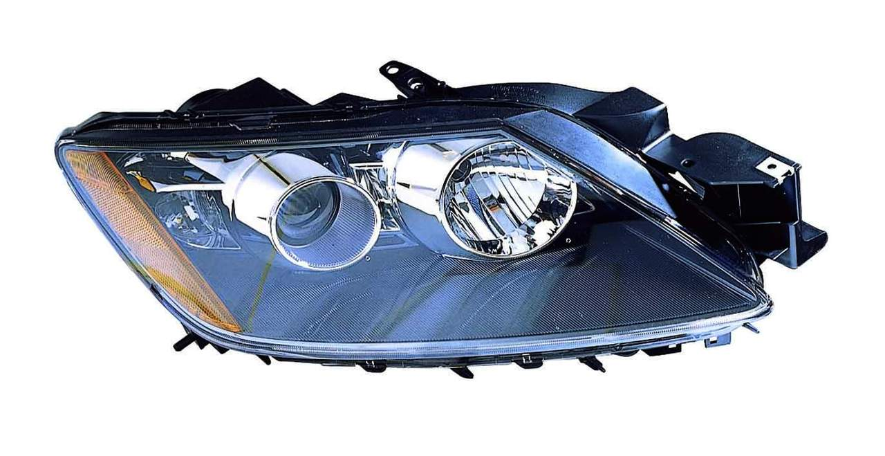 Mazda CX7 2007 2008 2009 right passenger headlight