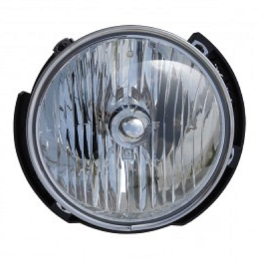 Jeep Wrangler 2007 2008 2009 2010 2011 left driver headlight