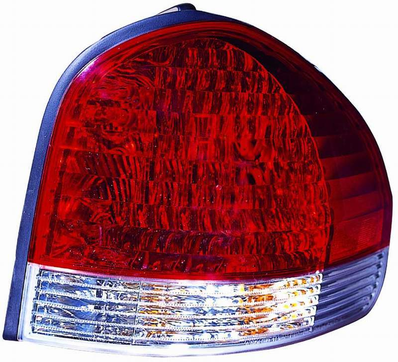 Hyundai Santa Fe 2005 2006 tail light right passenger