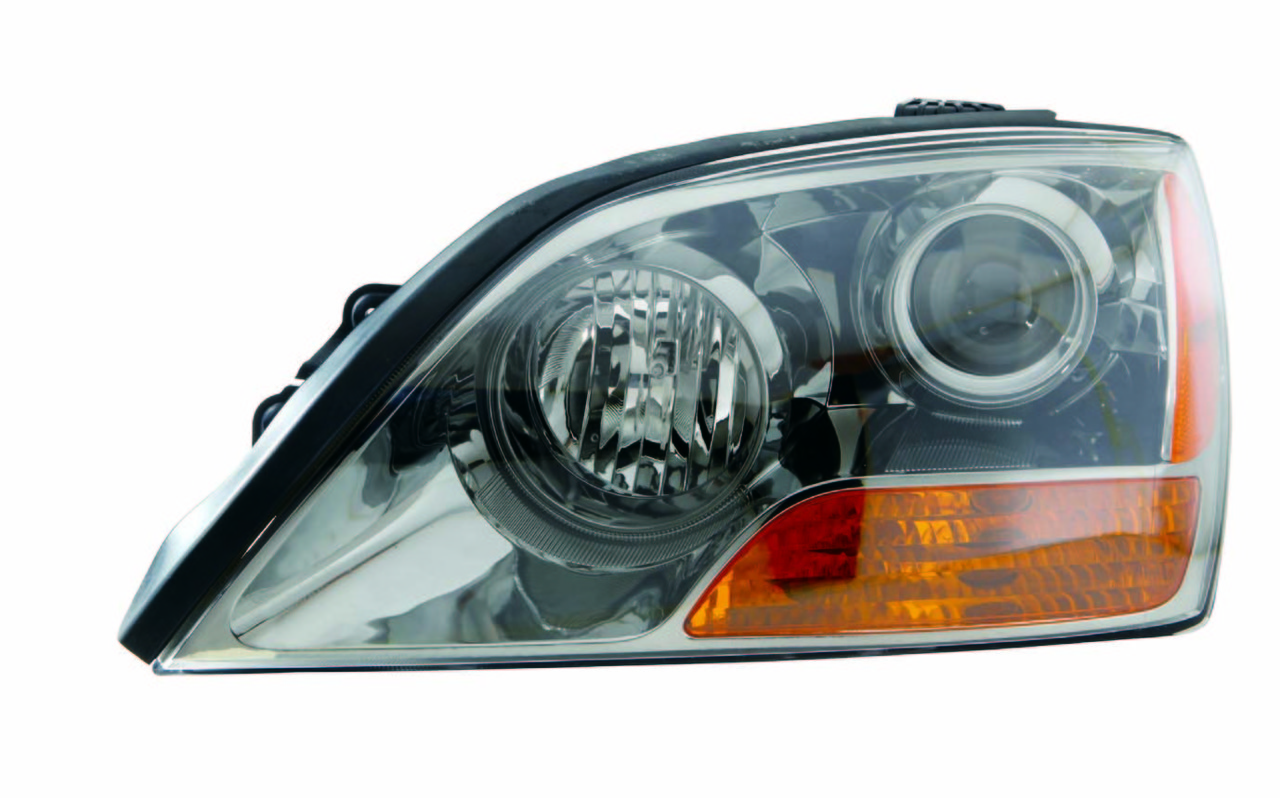 Kia Sorento 2007 left driver headlight