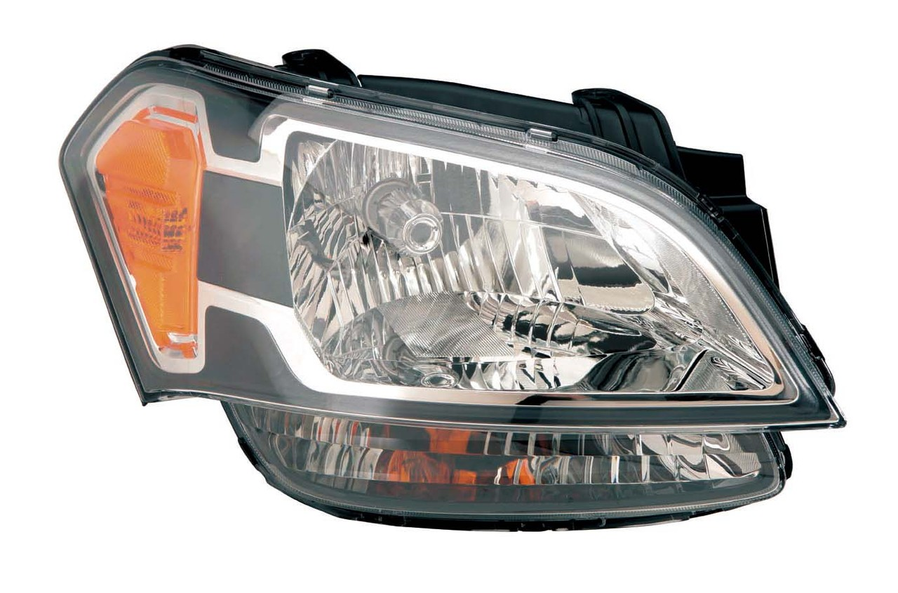 Kia Soul 2010 2011 right passenger headlight