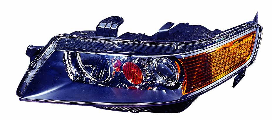Acura TSX 2006 2007 2008 left driver headlight