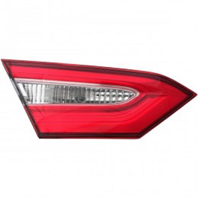 Toyota Camry 2018 2019 tail light inner left driver