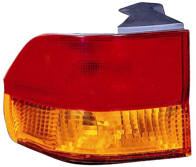 Honda Odyssey 2002 2003 2004 tail light outer left driver