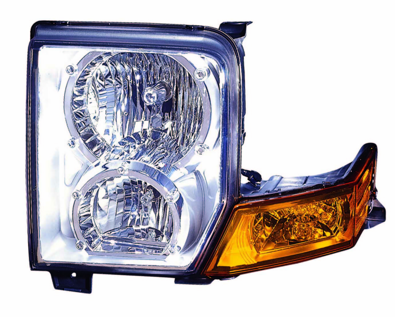 Jeep Commander 2006 2007 2008 2009 2010 left driver headlight