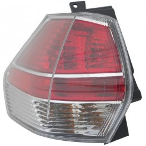 Nissan Rogue 2014 2015 2016 tail light outer left driver