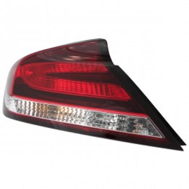 Honda Civic Coupe 2014 2015 tail light left driver