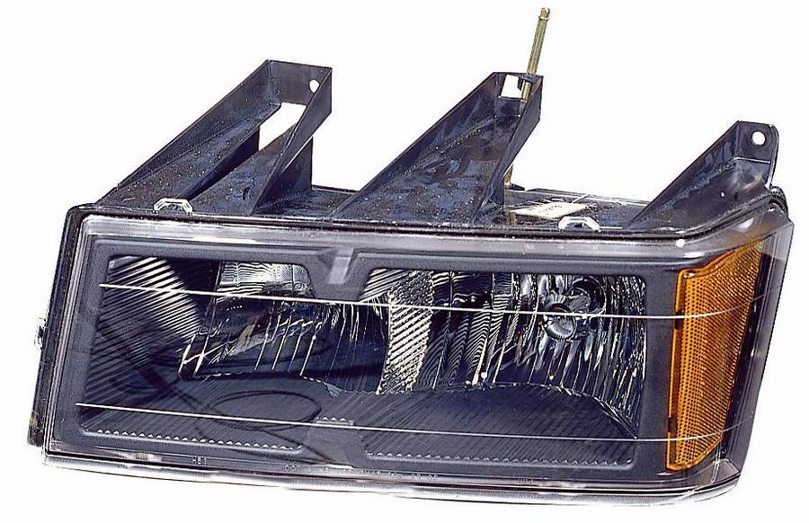 Chevrolet Colorado 2009 2010 2011 2012 left driver headlight