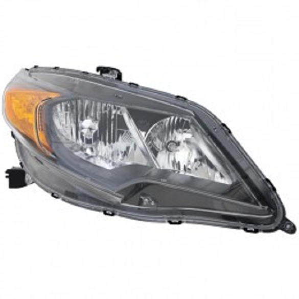 Honda Civic Coupe 2014 2015 right passenger headlight