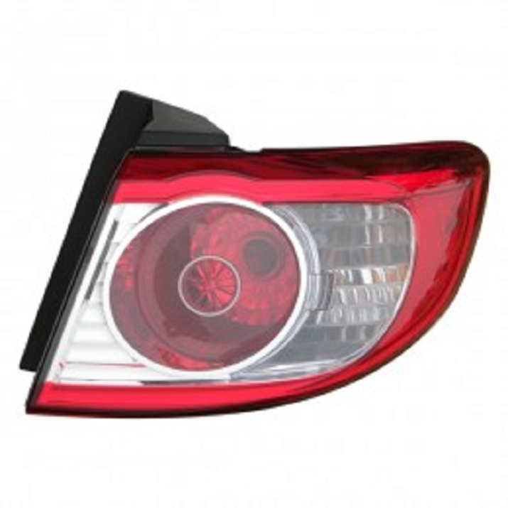 Hyundai Santa Fe 2010 2011 2012 2013 tail light right passenger