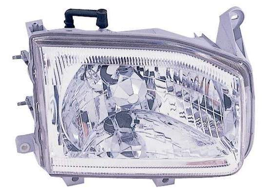 Nissan Pathfinder 1999 2000 2001 2002 2003 2004 right passenger headlight