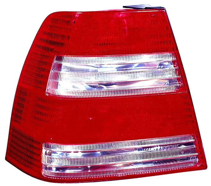 Volkswagen Jetta 2004 2005 tail light left driver