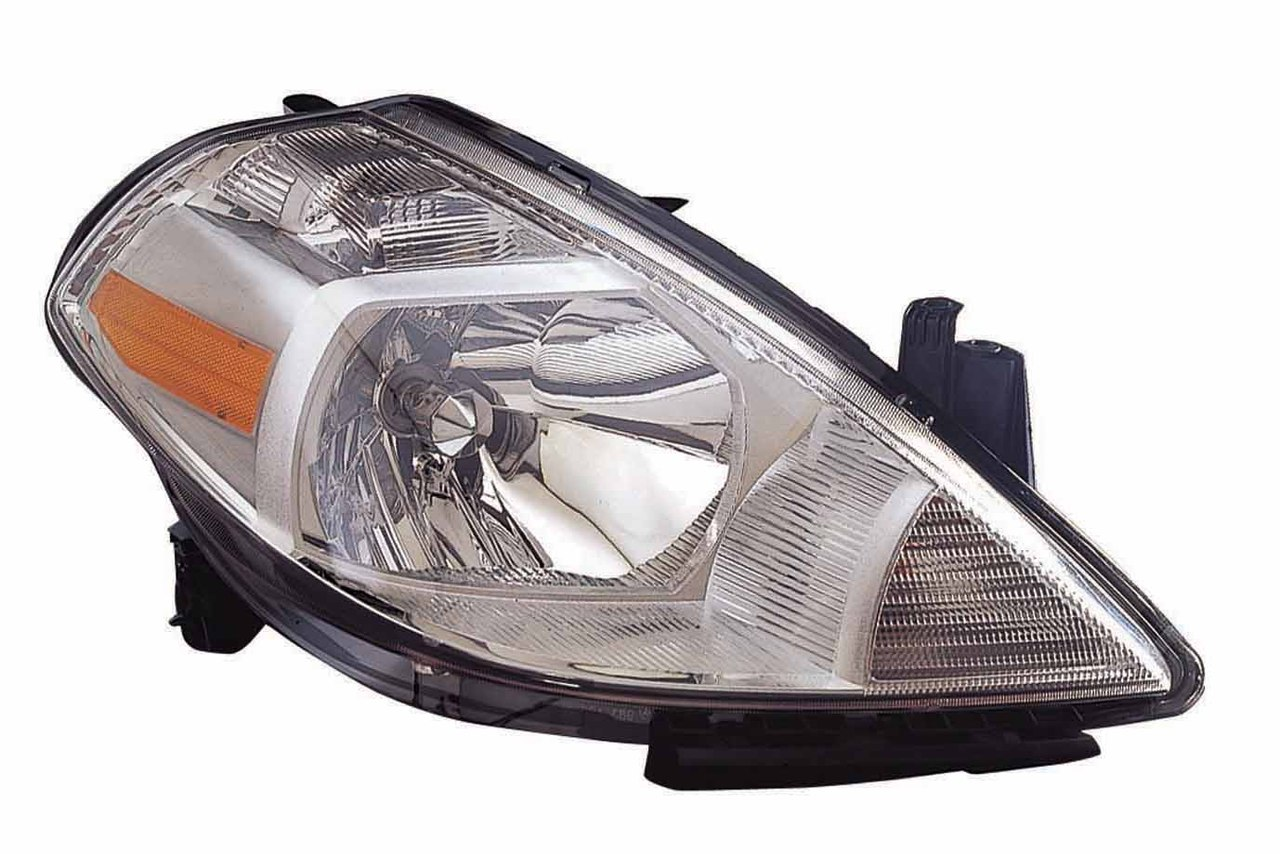 Nissan Versa hatchback 2007 2008 2009 2010 2011 2012 right passenger headlight