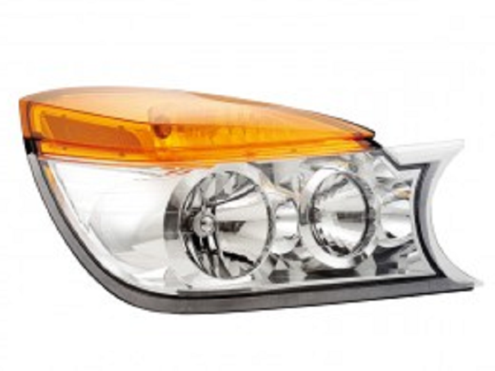 Buick Rendezvous 2002 2003 right passenger headlight