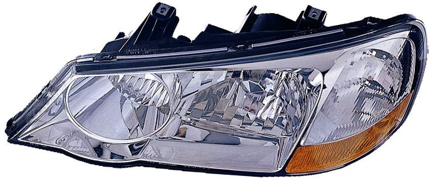 Acura TL 2002 2003 left driver headlight