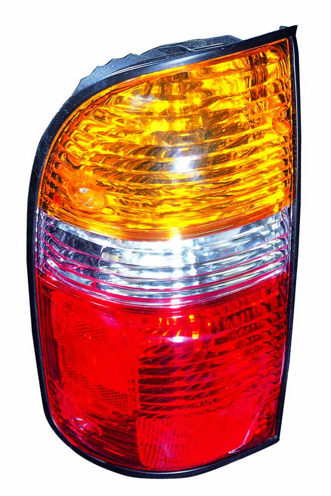 Toyota Tacoma 2001 2002 2003 2004 tail light left driver