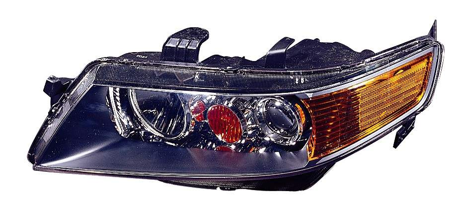 Acura TSX 2004 2005 left driver headlight