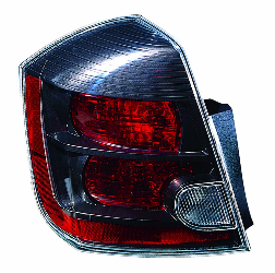 Nissan Sentra 2007 2008 2009 SE-R tail light left driver