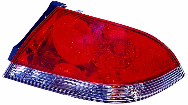 Mitsubishi Lancer 2004 2005 2006 2007 tail light right passenger