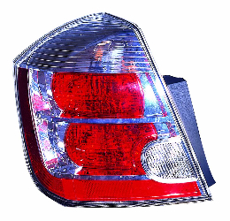 Nissan Sentra 2007 2008 2009 tail light left driver