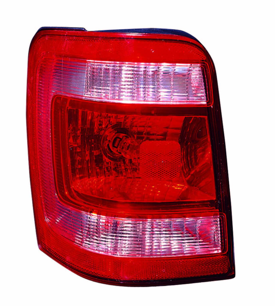 Ford Escape 2008 2009 2010 2011 tail light left driver