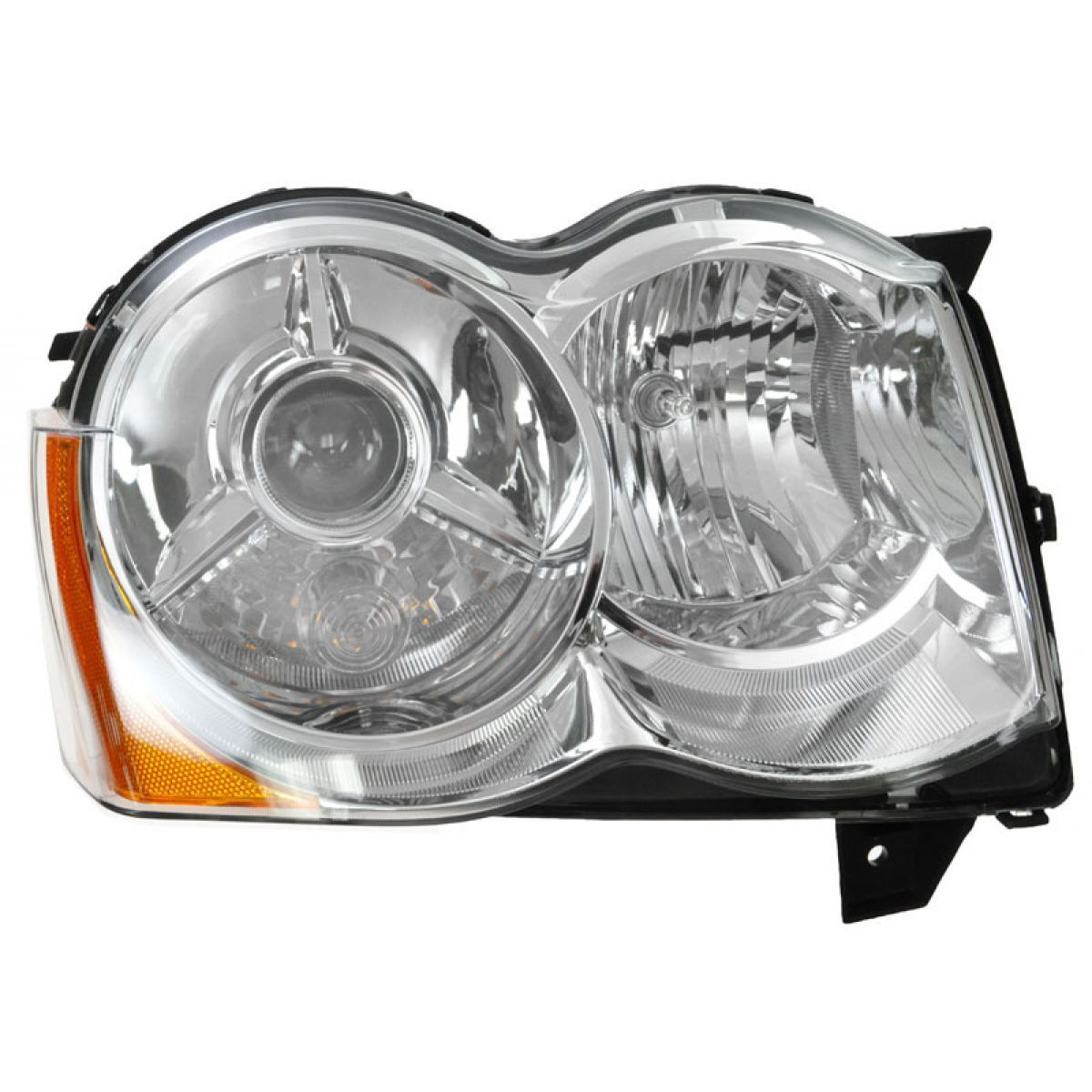 Jeep Grand Cherokee 2008 2009 2010 right passenger HID headlight