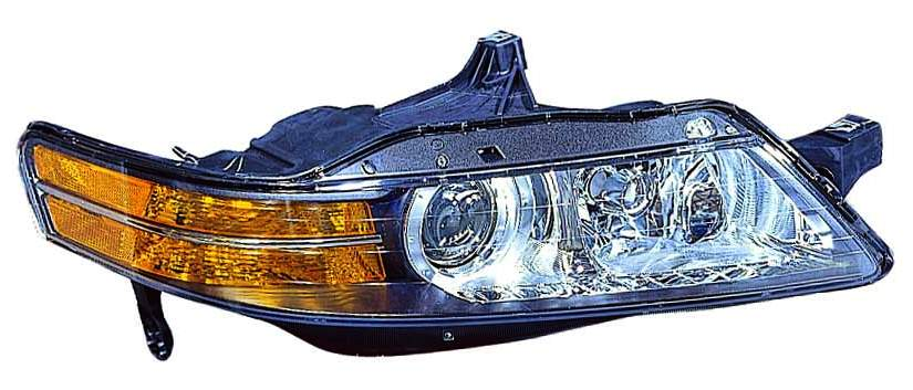 Acura TL 2004 2005 right passenger HID headlight
