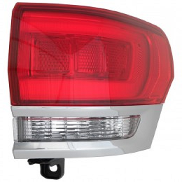 Jeep Grand Cherokee 2014 2015 2016 tail light right passenger outer