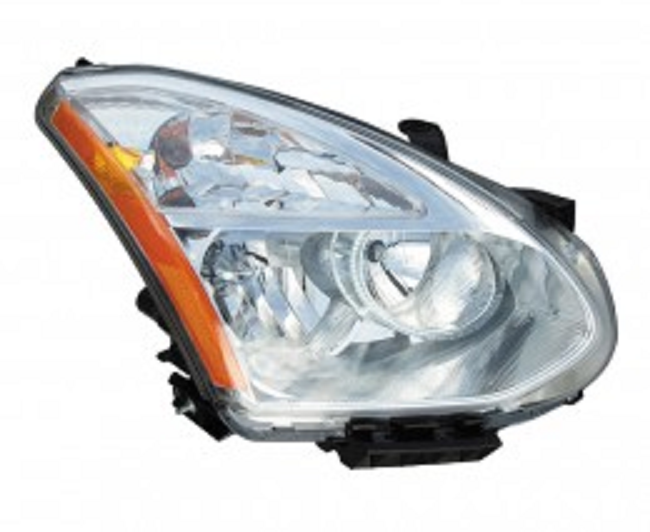 Nissan Rogue 2008 2009 2010 2011 2012 2013 2014 right passenger headlight