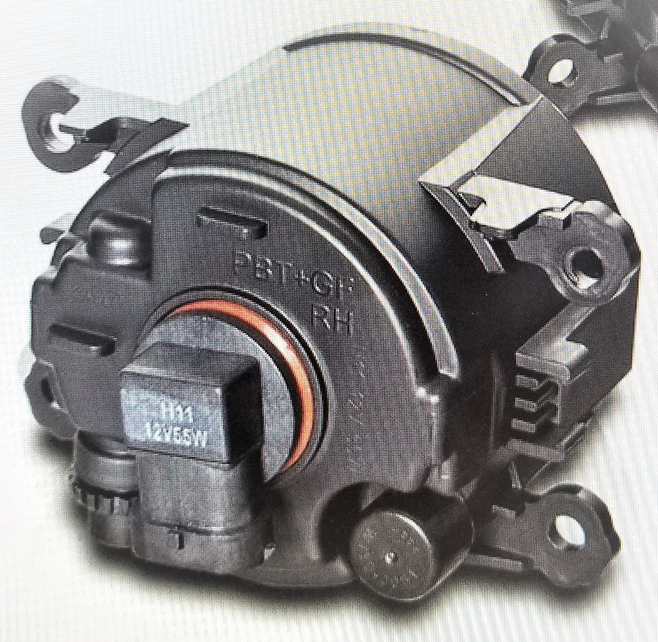 Ford Focus 2008 2009 2010 2011 2012 2013 2014 Right