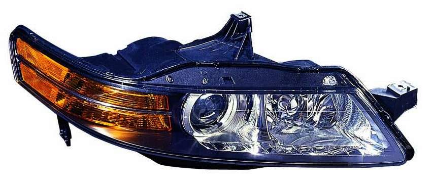 Acura TL 2006 right passenger HID headlight
