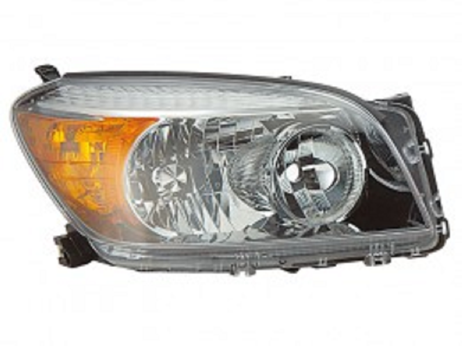 Toyota RAV4 2006 2007 2008 right passenger headlight Sport package