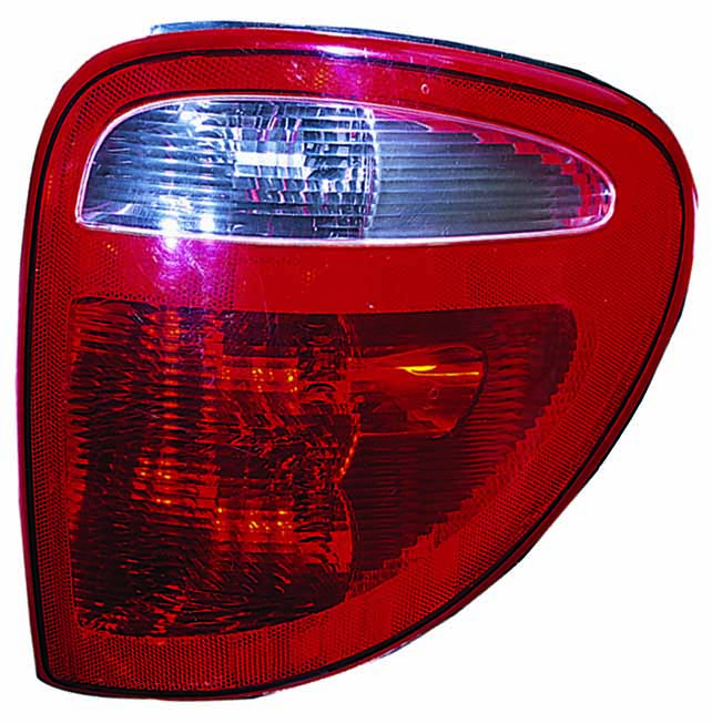 Chrysler Town and Country 2001 2002 2003 tail light right passenger