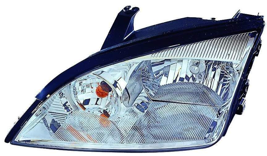 Ford Focus 2005 2006 2007 left driver headlight