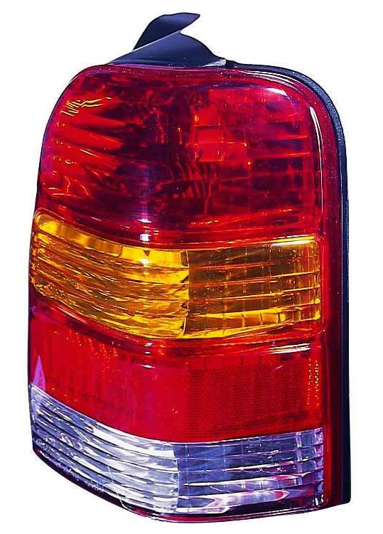 Ford Escape 2001 2002 2003 2004 2005 2006 2007 tail light right passenger