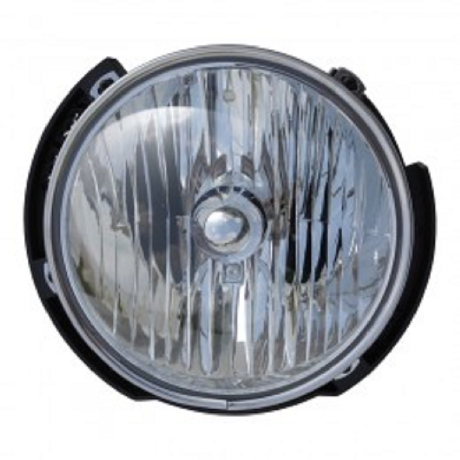 Jeep Wrangler 2007 2008 2009 2010 2011 right passenger headlight