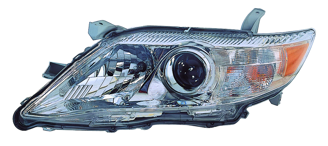 Toyota Camry 2010 2011 left driver headlight
