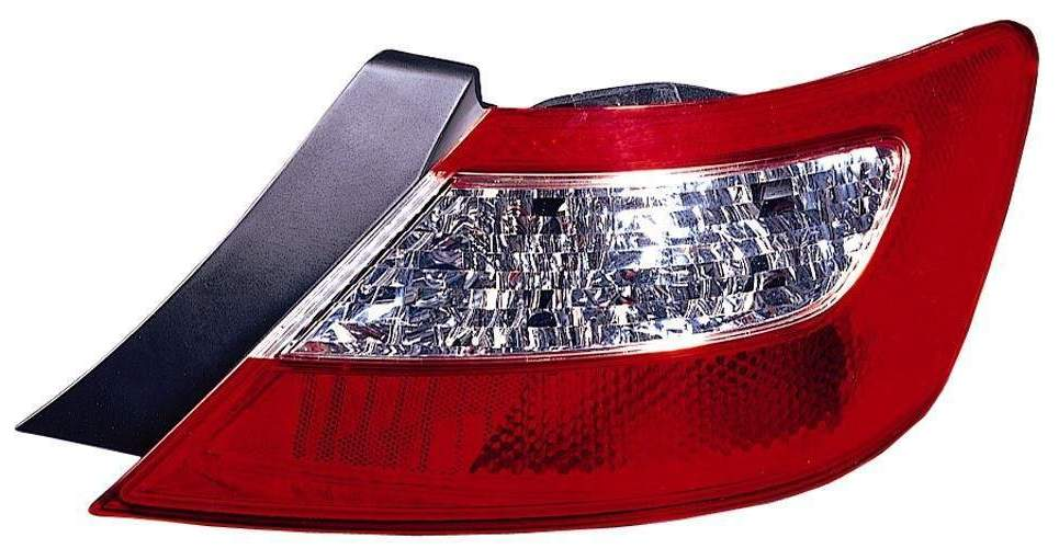 Honda Civic Coupe 2006 2007 2008 right passenger tail light