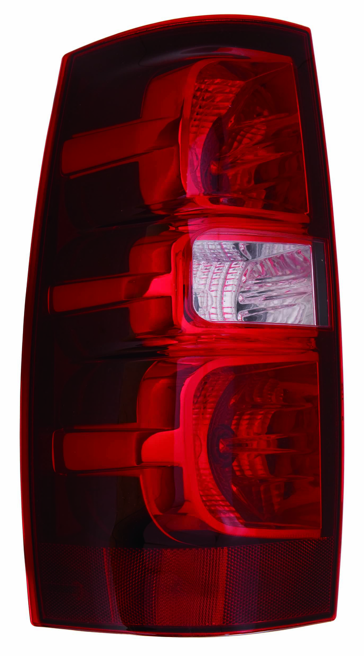 Chevrolet Suburban 2007 2008 2009 2010 tail light left driver