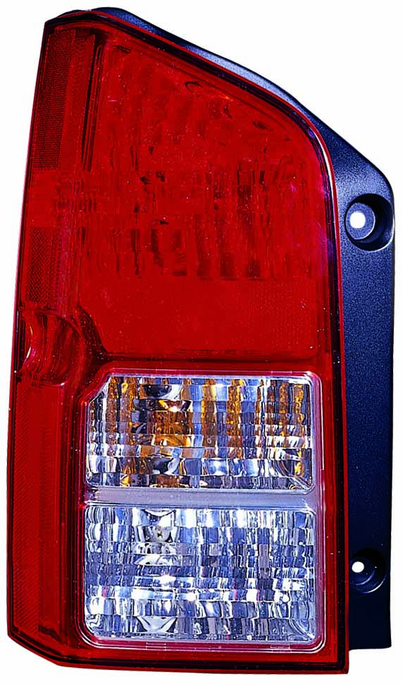 Nissan Pathfinder 2005 2006 2007 2008 2009 2010 2011 2012 tail light left driver