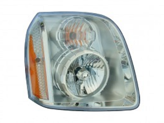 GMC Yukon Denali / XL 2007 2008 2009 2010 2011 2012 2013 right passenger headlight