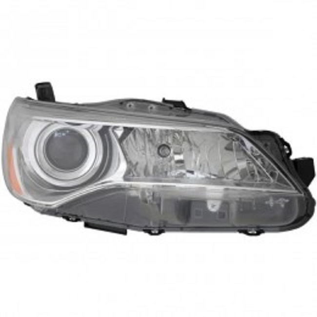 Toyota Camry 2015 2016 right passenger headlight LE / XLE / hybrid