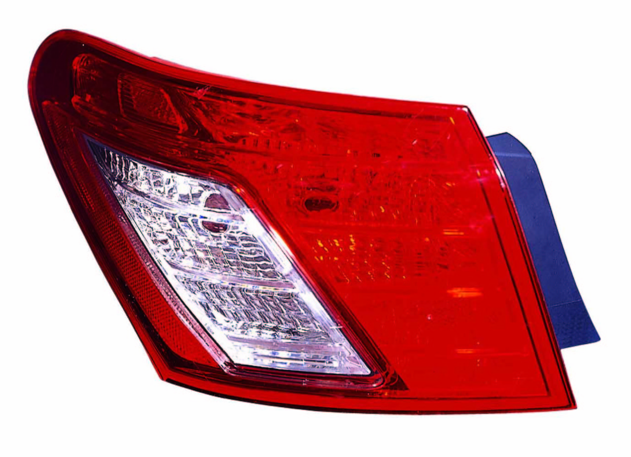 Lexus ES350 2007 2008 2009 tail light left driver