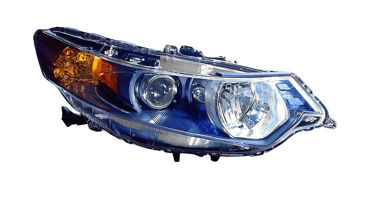 Acura TSX 2009 2010 2011 right passenger HID headlight