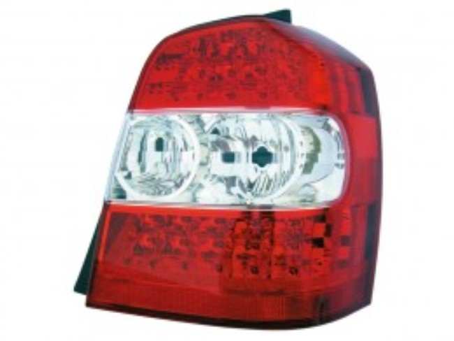 Toyota Highlander Hybrid 2006 2007 tail light right passenger